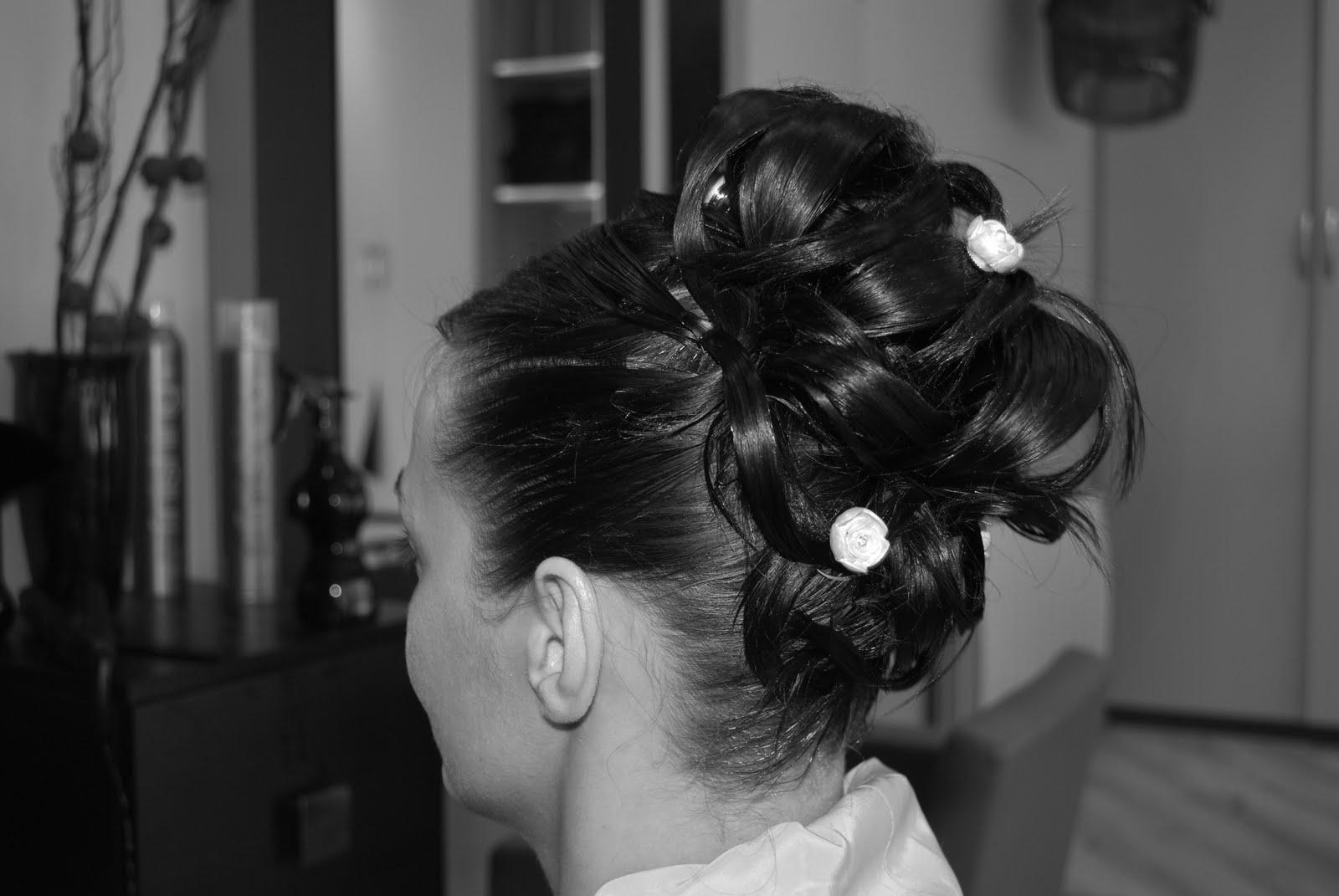 Video Tuto : Chignon pour Mariage ... cheveux mi-long et long ~ Conseil et Test Beaute