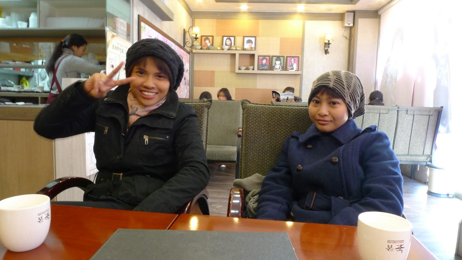 Amir Hanis Cantabile Winter Vacation  Seoul   Day 20 ...