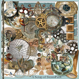 A Scrap of Steampunk