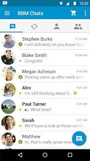 Download aplikasi blackberry Android