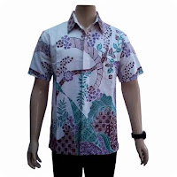 gaya Baju batik Modern