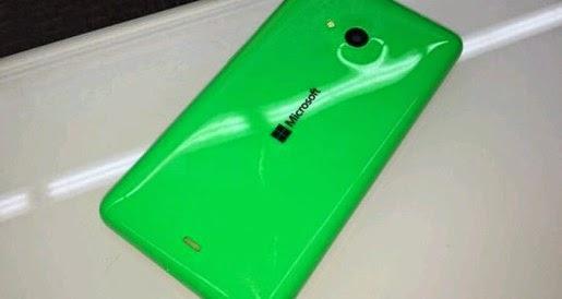 Ảnh rõ nét Microsoft Lumia 535