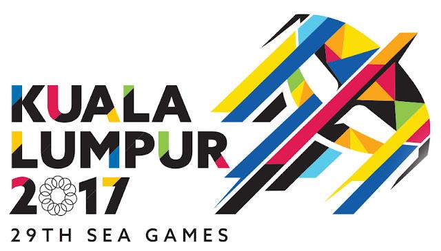 Sukan Sea Logo KL2017