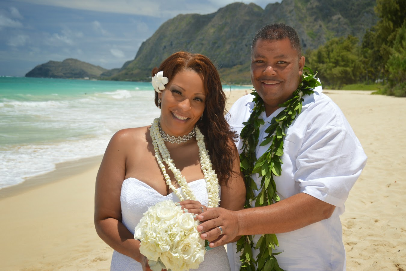 Waimanalo Wedding