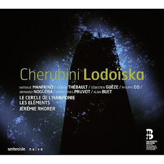 Cherubini Lodoiska - Naive AM 209