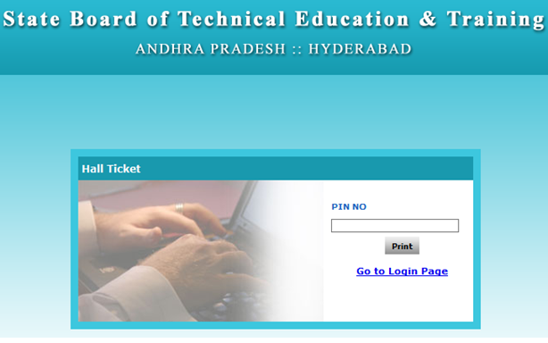 data base to download ap polytechnic hall ticket now