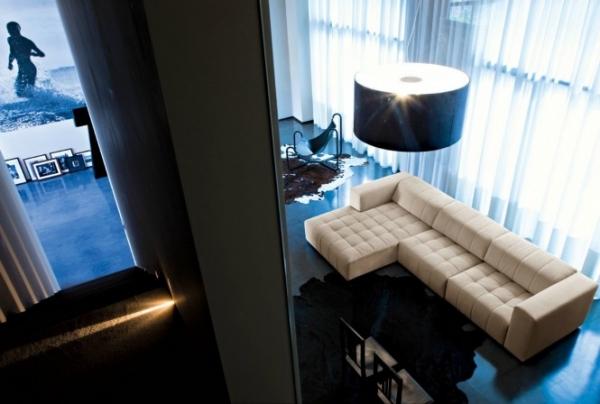 Contoh ruang tamu cantik