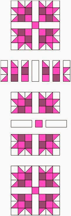 53 Quilt Block Pattern Book Tutorial