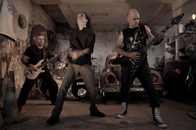 Banda Barril de Pólvora Lançara o vídeo clip nos próximos dias pelo site oficial