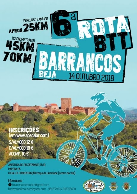 14OUT * BARRANCOS - BEJA