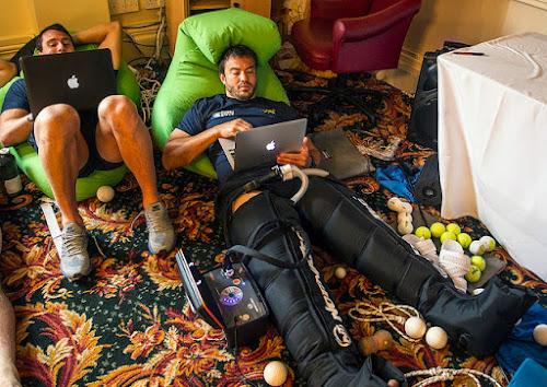 #RWC2015: Recuperación y descanso tras el debut