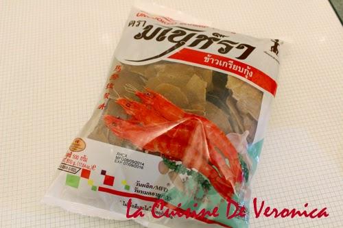 La Cuisine De Veronica 泰國蝦片