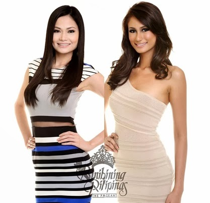 Battle of the favorites: Nichole Manalo and Yvethe Santiago