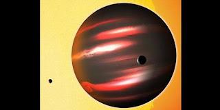 Planet Terhitam yang Pernah Ditemukan