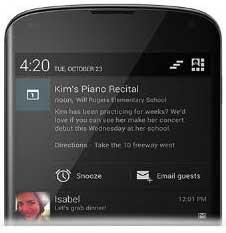 Fitur Notifikasi di Android 4.2