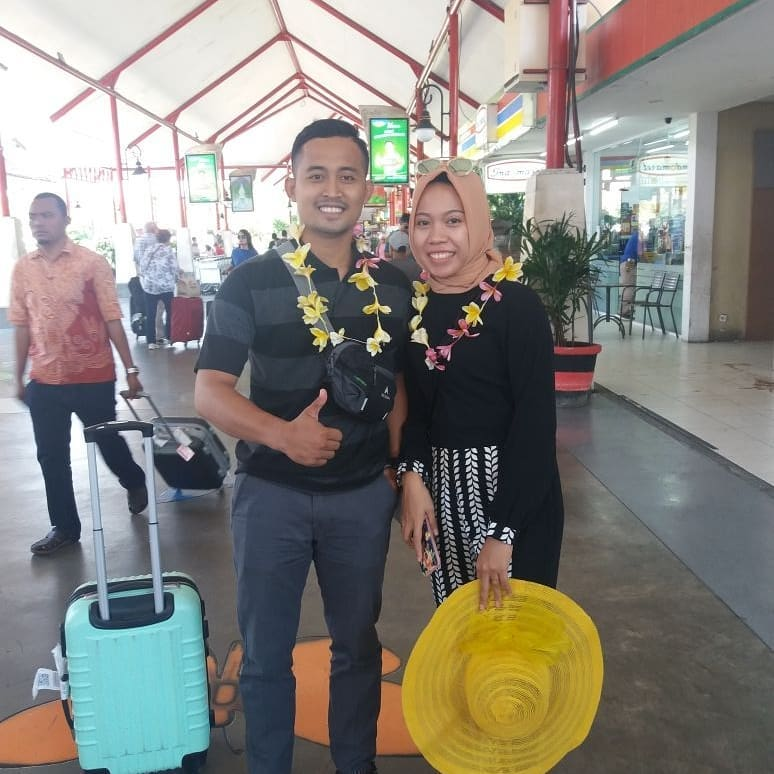 BALI HONEYMOON 11 - 12 MEI 2018