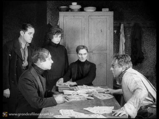 Dr. Mabuse - O Jogador, de Fritz Lang