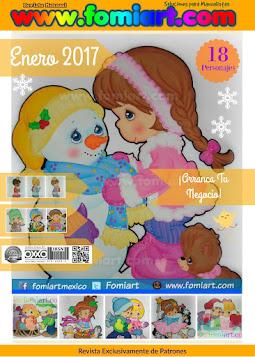 Revista de Patrones ENERO 2017