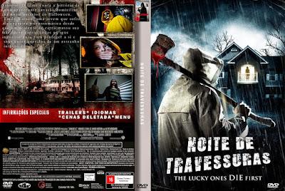 Filme Noite de Travessuras DVD Capa