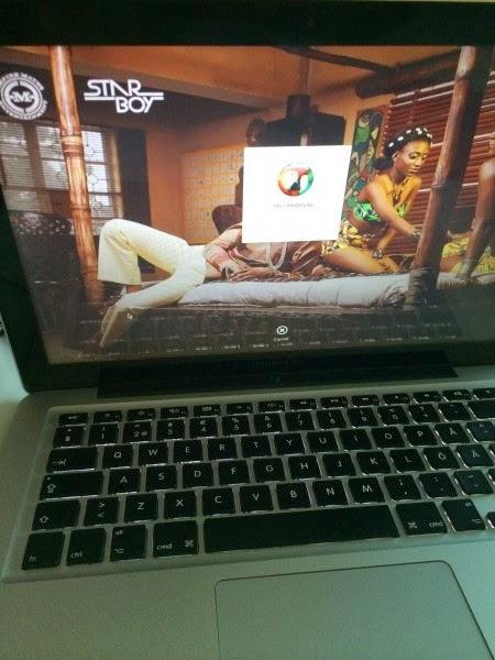 wizkid laptop