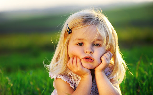 Cute Litle Girl