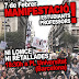 Dijous 7 de febrer: manifestació unitària d'estudiants, professorat i comunitat educativa
