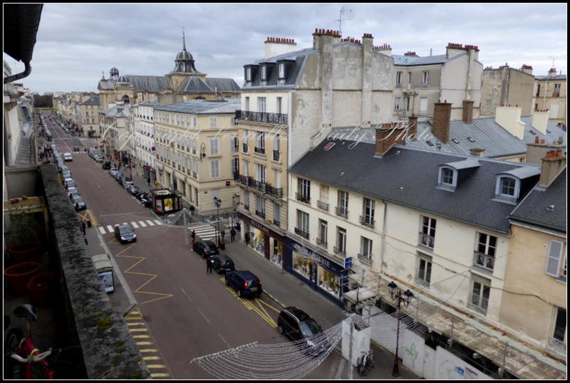 Rue de la Paroisse Versailles