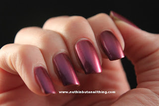 Rimmel Metal Rush Purple Reign Nail Polish