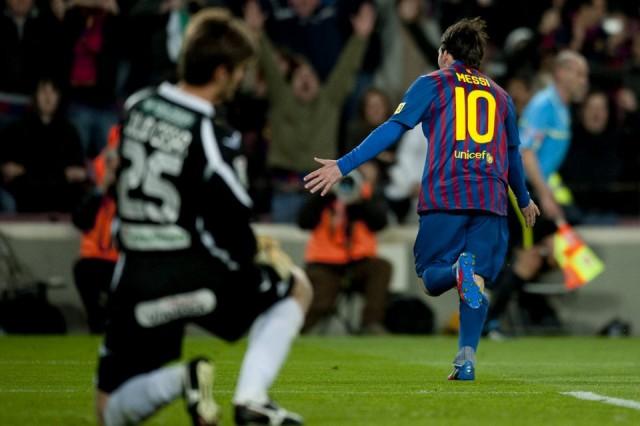 Video Barcelona vs Granada Liga Spanyol
