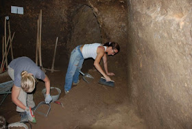Archaeologists uncover Etruscan Pyramids in Orvieto [Credit: umbria24.it]