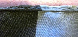 moda corte costura bainha lenço calcador passo a passo PAP dicas moldes