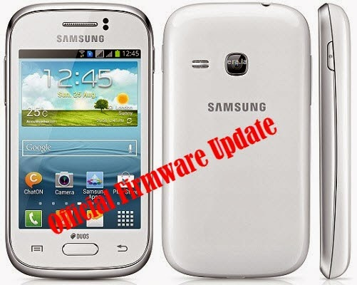 Samsung Galaxy Young Jelly Bean Firmware Download