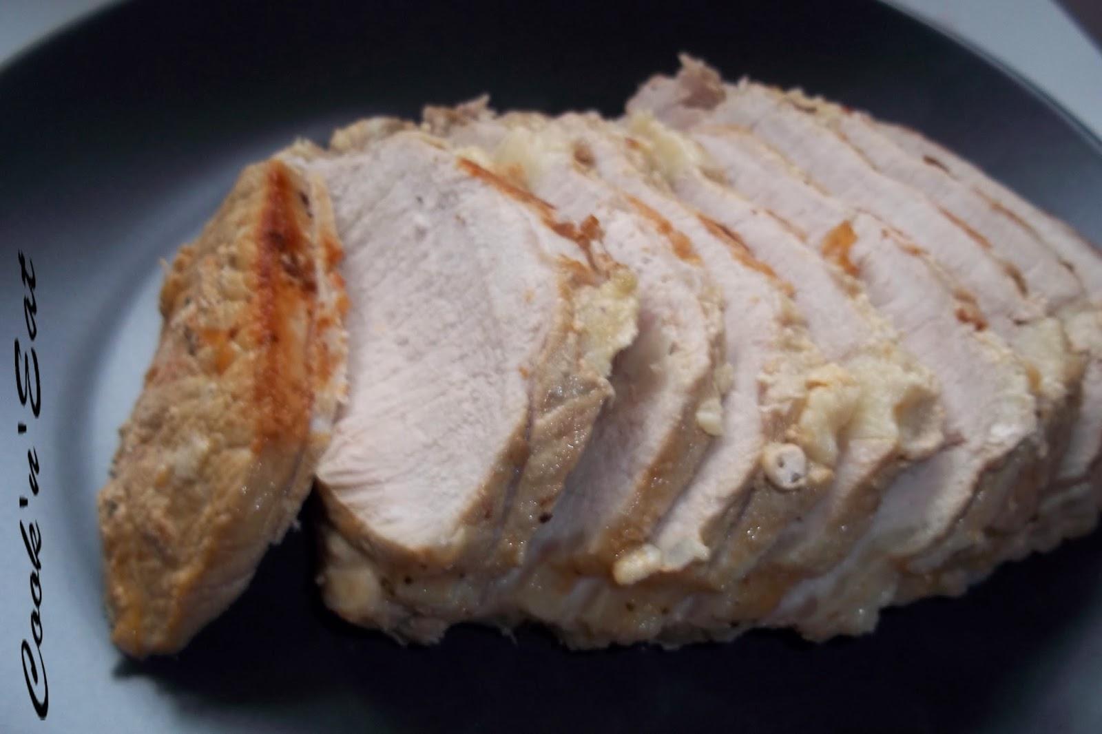 Cook 39 n 39 eat roti de porc facile en cocotte minute - Cuisiner rouelle de porc en cocotte minute ...
