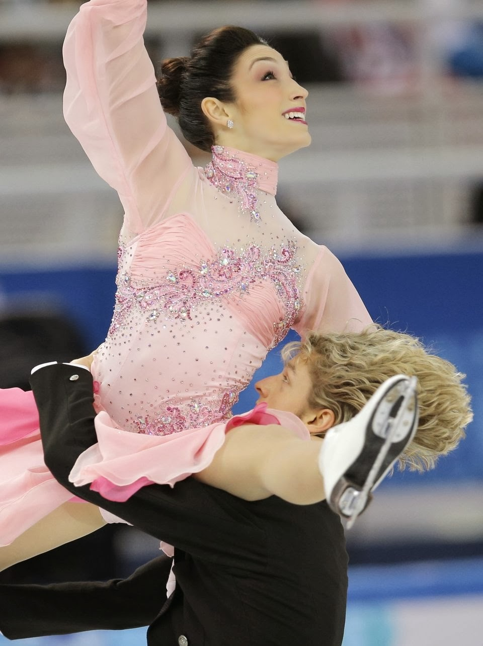 Meryl Davis and Charlie White,Olympics 2014,skating short