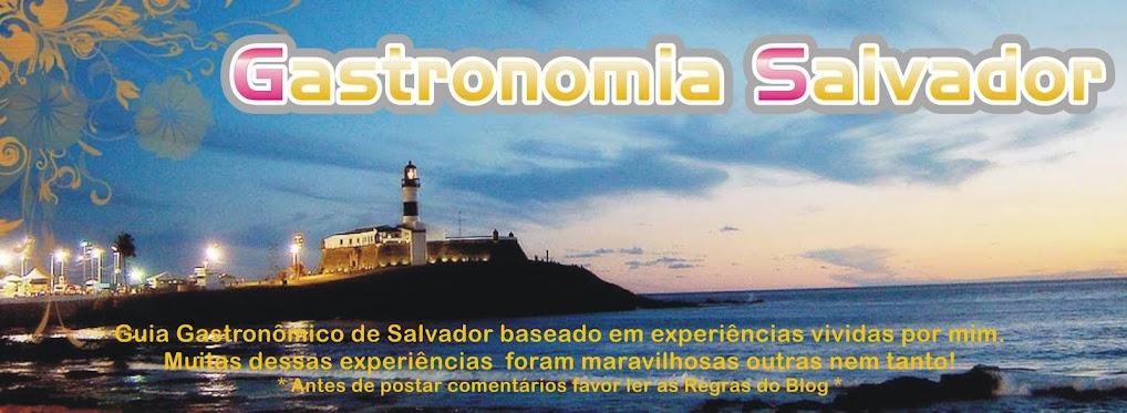 GASTRONOMIA SALVADOR