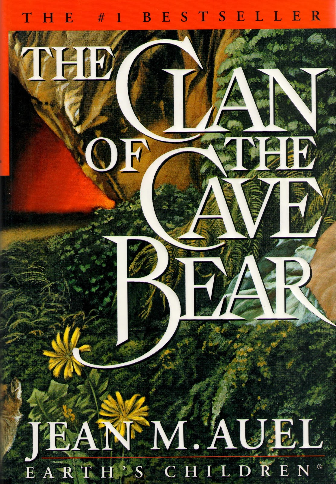 The Clan of the Cave Bear By Jean M. Auel 1st 1st 1980