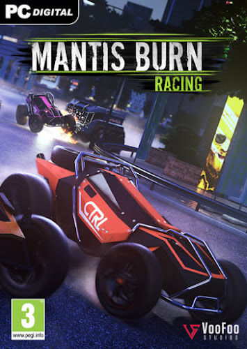 Mantis Burn Racing - (PC) Torrent