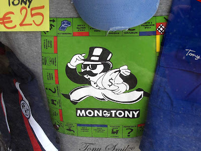 Monotony T-shirt, Livorno