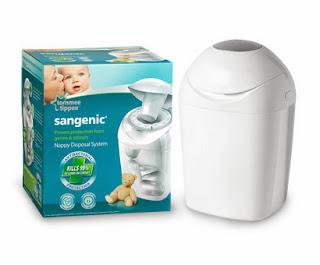La poubelle couches de tommee tippee test e et approuv e - Poubelle anti odeur couche ...