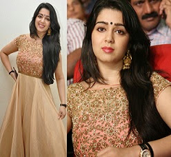 Charmi at Temper Audio Launch