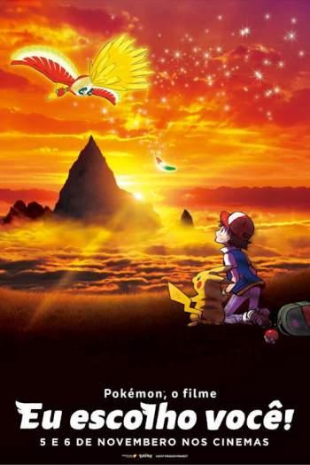 Pokémon O Filme: Eu Escolho Você! Torrent - WEB-DL 720p/1080p Dual Áudio
