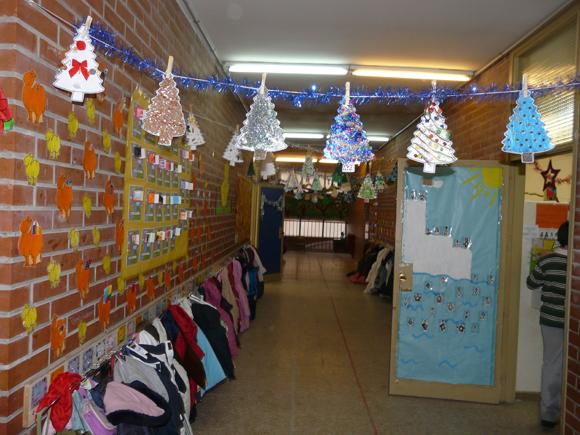 Escuela infantil kink n diciembre 2012 - Decoracion navidena infantil ...