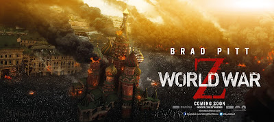 World War Z Moscow Banner Poster
