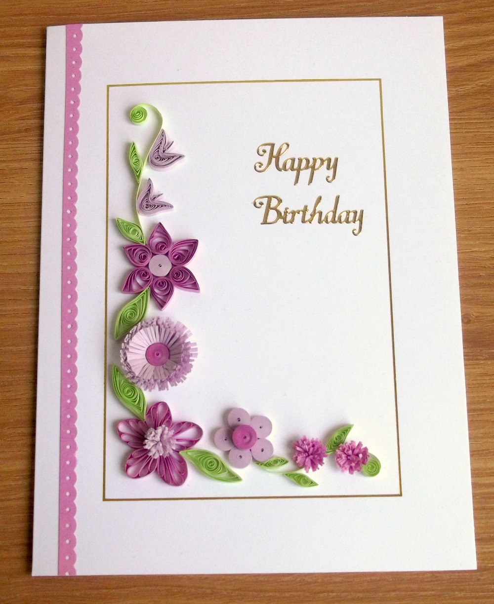 Paper Daisy Cards: New Twist On Old Design