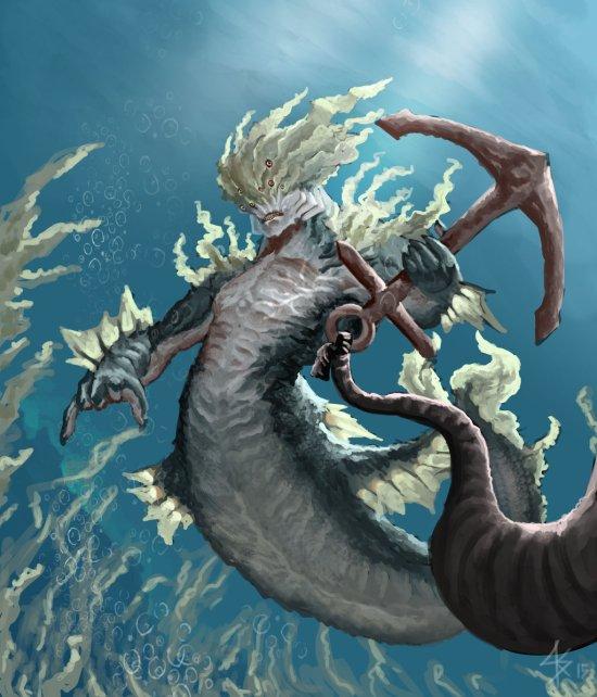 Sean Manaloto sanekyle deviantart ilustrações fantasia