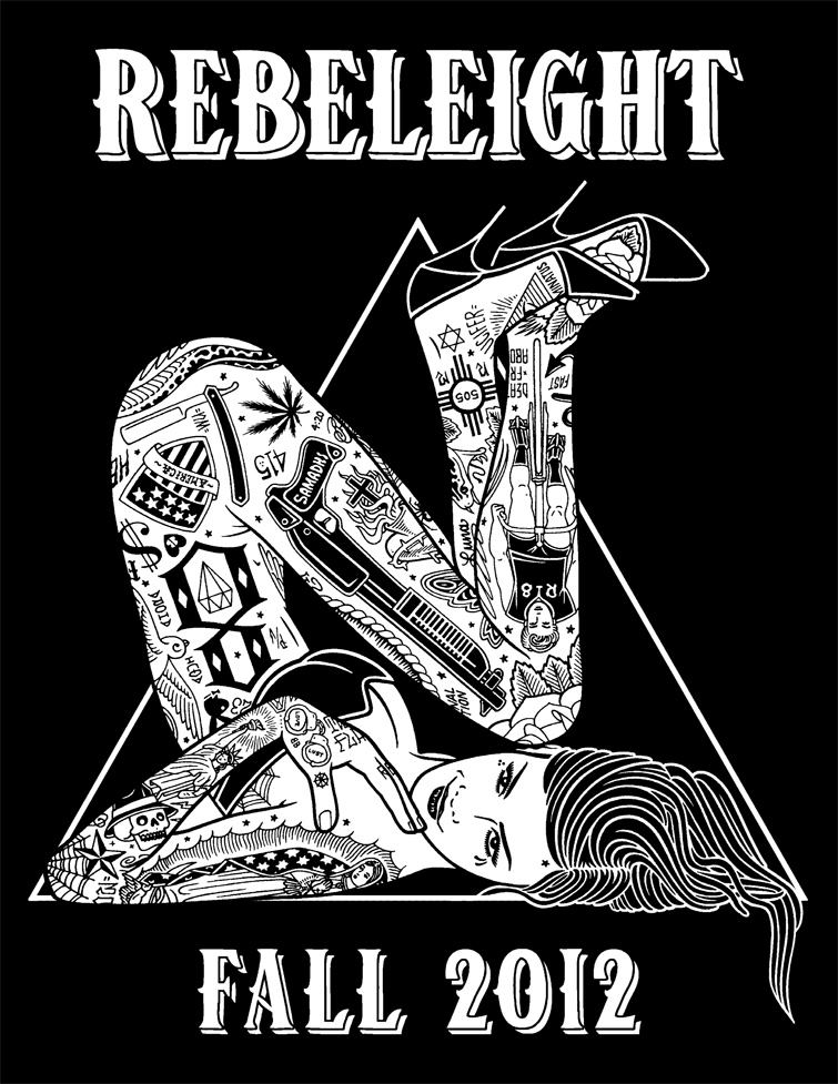 REBEL 8 FALL 2012 COLLECTION -I-