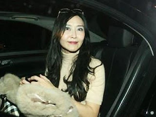 Veronica Yip returns to U.S