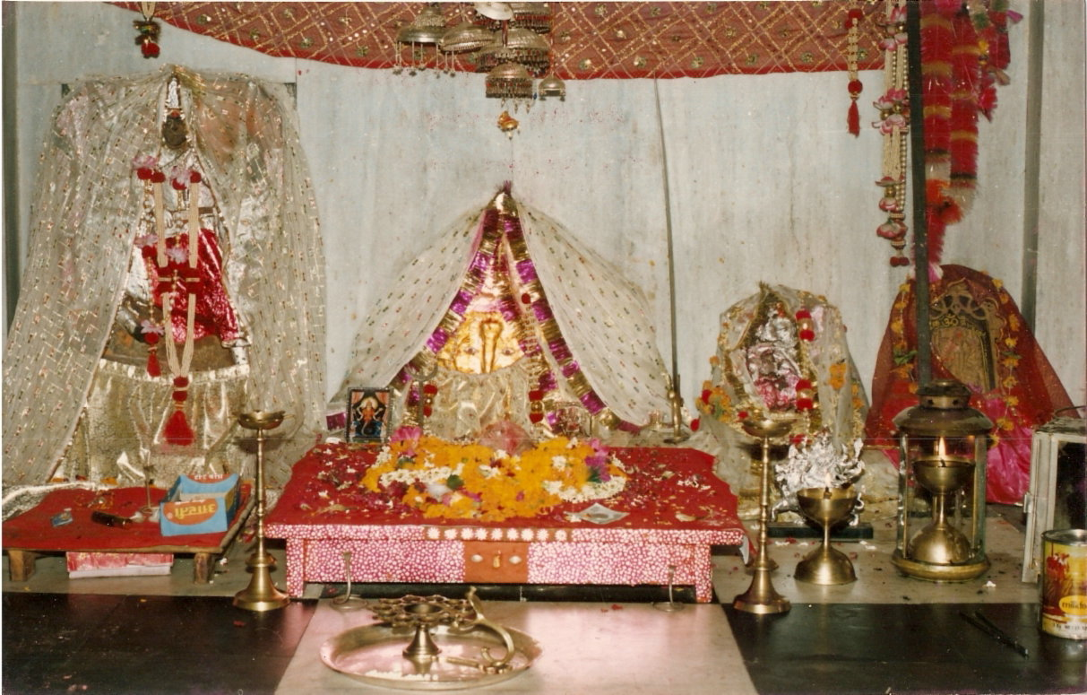 Shri Nagnechi Ji Mata Temple