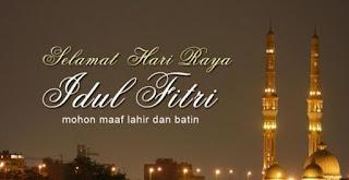 Amalan Sunah Saat Idul Fitri (Lebaran)