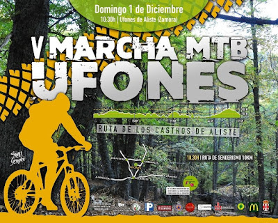 Marcha Mountain Bike Ufones